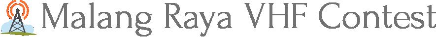Malang Raya Vhf Contest